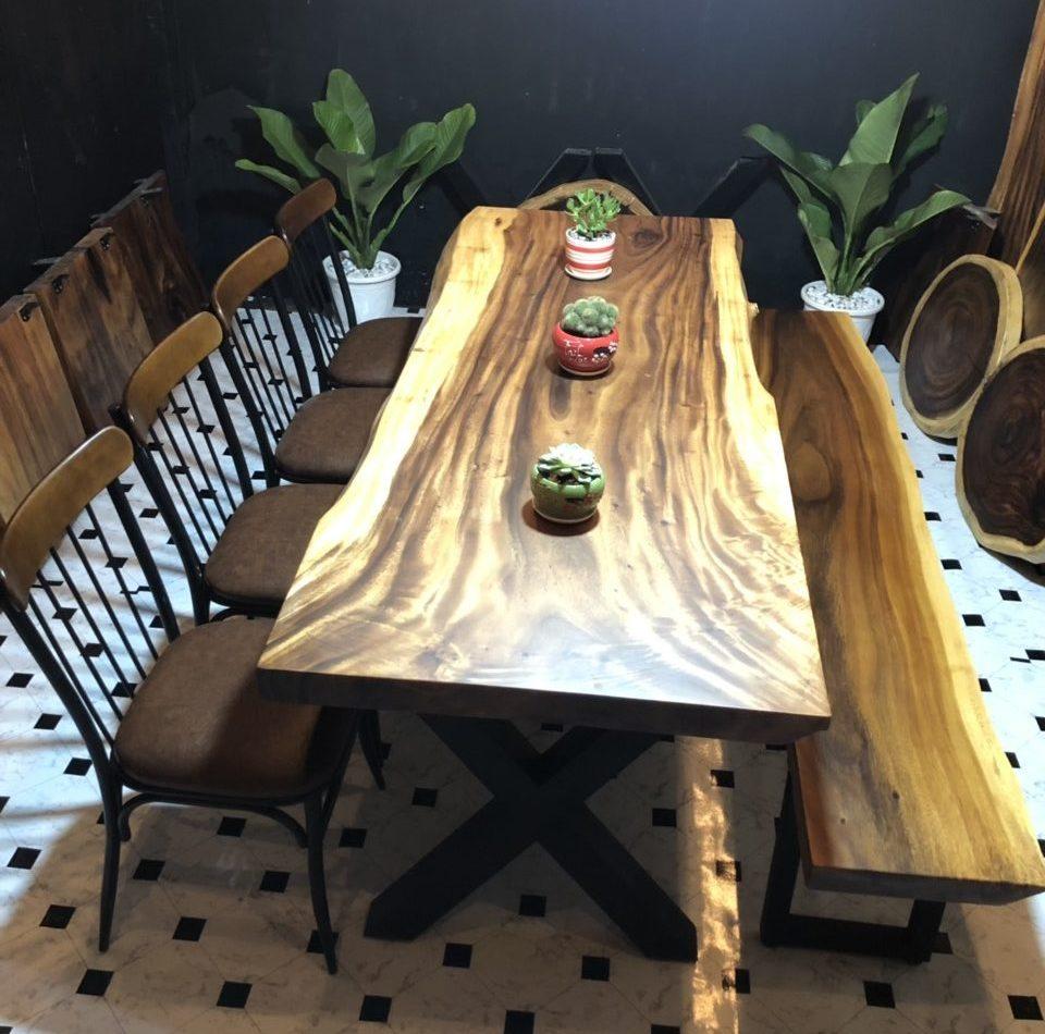 Tại sao bàn gỗ me tây được ưa chuộng nhất ?