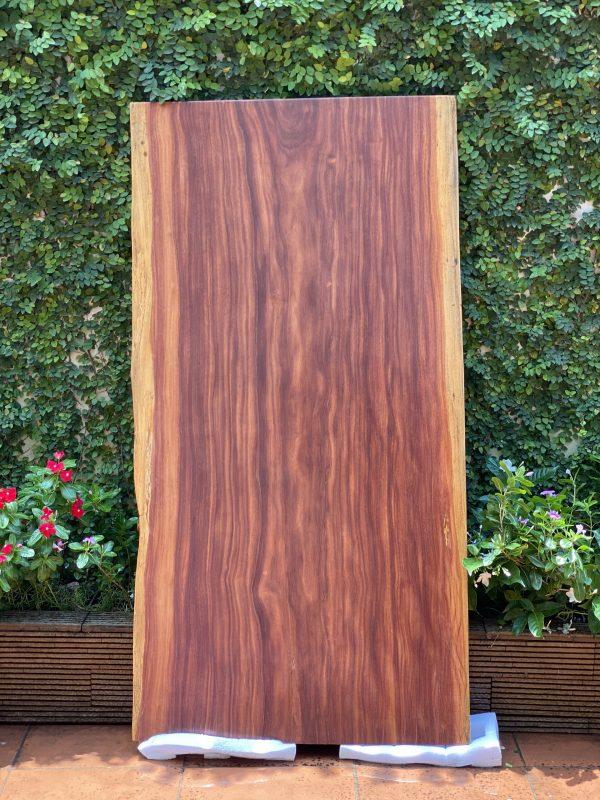 bàn gỗ cẩm hồng nguyên khối 1m6