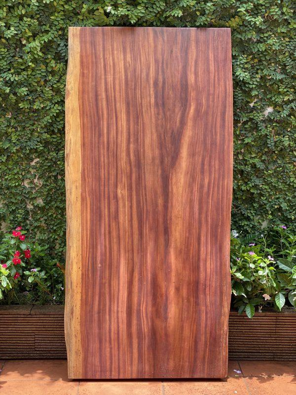 bàn gỗ cẩm hồng nguyên khối 1m79