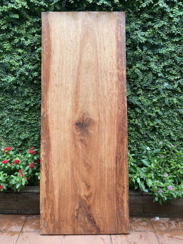 bàn gỗ gụ nguyên khối 2m1