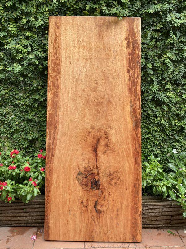 bàn gỗ gụ nguyên khối 1m8