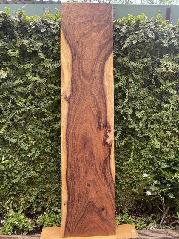 Bàn gỗ me tây nguyên tấm 2m