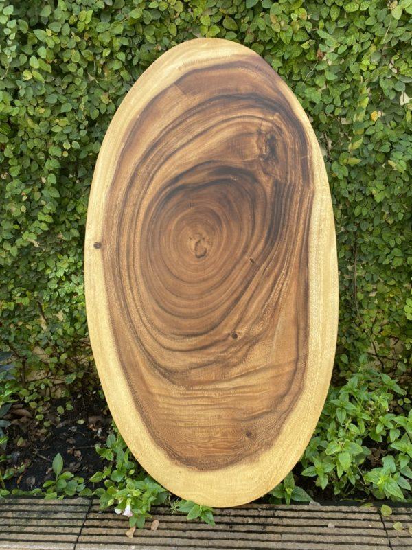 bàn cafe gỗ me tây nguyên tấm