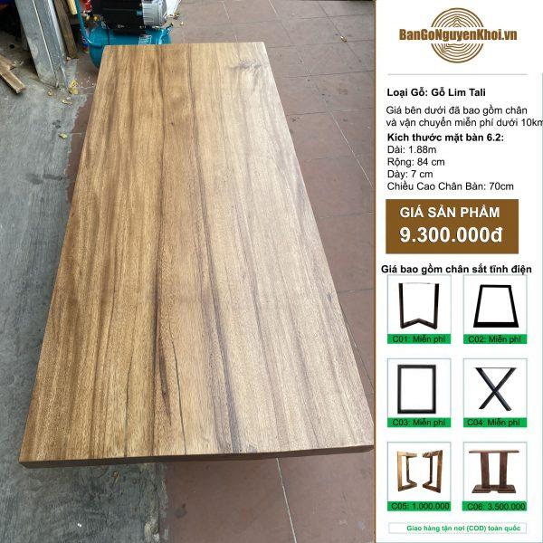 bàn gỗ Lim sang trọng , phong phú