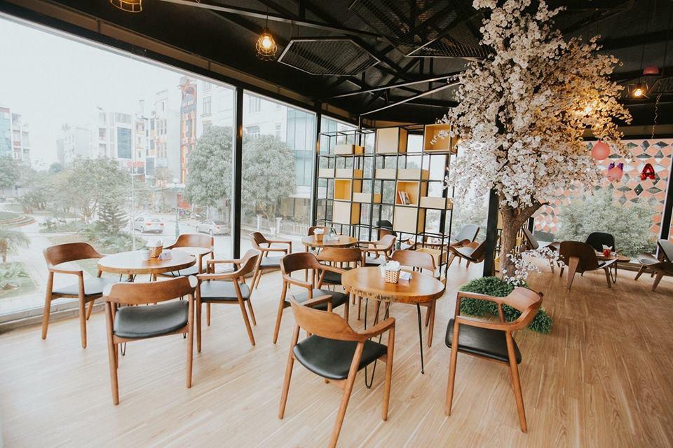 Mở quán cafe mua bàn ghế ở đâu giá rẻ ?