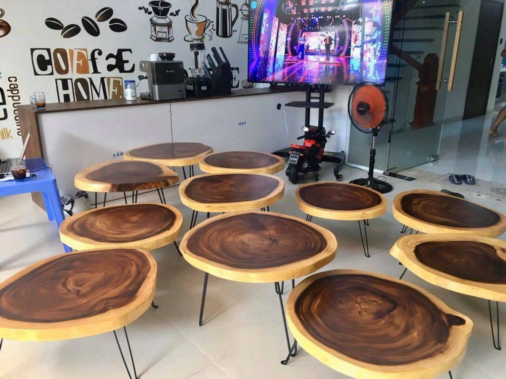 Mua bàn ghế cà phê giá sỉ tại Sài Gòn ?