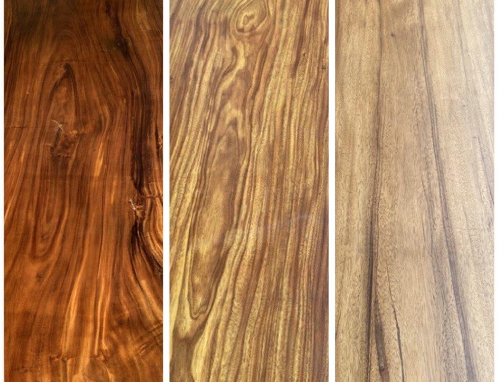 so sánh sự khác biệt giữu gỗ me tây, lim vàng và lim nâu